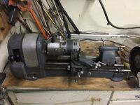 Sears Roebuck Model 109 Metal Lathe