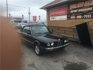 1989 BMW 3 Series 325iC**GREAT CONDITION**CONVERTIBLE***E30