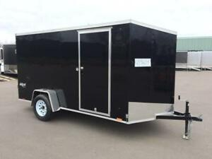 NEW 2019 PACE 6' x 12' OUTBACK ENCLOSED TRAILER