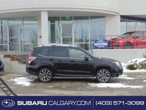 2018 Subaru Forester Limited | TURBOCHARGED | HEATED FRONT SEATS