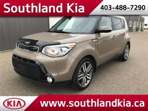 2016 Kia Soul SX-Luxury  **LEATHER-NAV-SUNROOF**