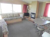 STATIC CARAVAN FOR SALE, GOOD PRICE, SITE FEES INCLUDED, PET FRIENDLY ON SITE FACILITIES, NORTH EAST