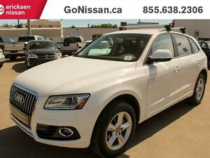 2016 Audi Q5 Quattro Drive, Leather, Power liftgate!!