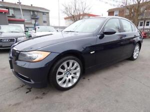 2008 BMW 335XI (AUTOMATIQUE, TOIT, CUIR, XÉNONS, MAGS, FULL!!