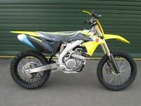 SUZUKI RMZ 450 2017 NEW FUEL INJECTION MOTO CROSS BIKE @ RPM OFFROAD