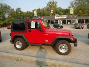 2003 Jeep TJ Sport,PRISTINE CONDITION!! MUST BE SEEN!!  SOLD!!!!