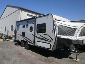 2014 JAYCO JAY FEATHER 19 XUD HYBRID! $2 TIPOUTS/SLIDE! $16495!