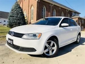 2012 Volkswagen Jetta Sedan 2.5L   - AUTOMATIC! NO ACCIDENTS!