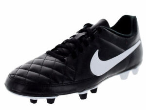NIKE SOCCER - Tiempo Rio II Youth Soccer Cleats - Youth Size 1M