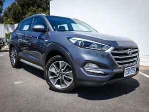2018 Hyundai Tucson TL MY18 Active X 2WD Grey 6 Speed Sports Automatic Wagon Maddington Gosnells Area Preview