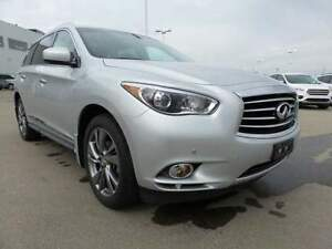 Best Condition 2013 Infiniti JX35 AWD I've ever taken in!