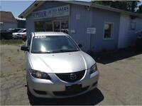 2006 Mazda Mazda3 GX Fully Certified and Etested!