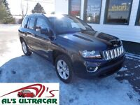 2015 Jeep Compass High Altitude 4x4 only $179 bi-weekly all in!