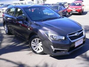 2015 Subaru Impreza G4 MY15 2.0i Lineartronic AWD Grey 6 Speed Constant Variable Hatchback Melrose Park Mitcham Area Preview