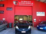 2009 Honda Jazz GE GLi Black 5 Speed Manual Hatchback Clontarf Redcliffe Area Preview