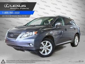 2012 Lexus RX 350 Touring package