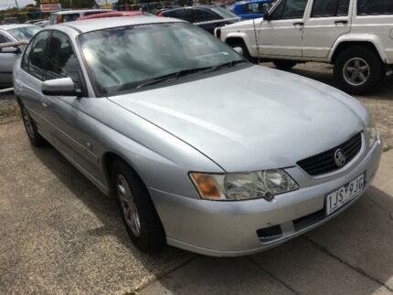 2004 Holden Commodore VY II Acclaim Silver 4 Speed Automatic Sedan Hoppers Crossing Wyndham Area Preview