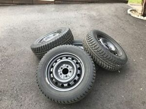 Winter Tire /Snow Tire Package- 5x 114.3- Champiro Ice Pro