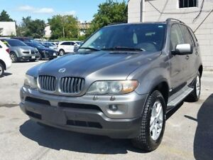2005 BMW X5 3.0i/NO ACCIDENT/ONE OWNER