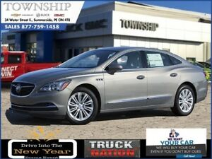 2017 Buick LaCrosse - Clearance Time!!