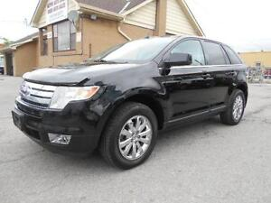 2008 FORD Edge Limited AWD Leather Panoramic Sunroof 165,000KMs
