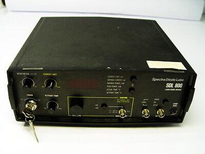 Spectra Diode Labs Sdl-800 Laser Diode Driver