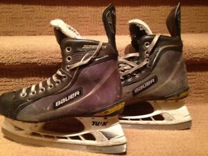 Breakaway with these skates!