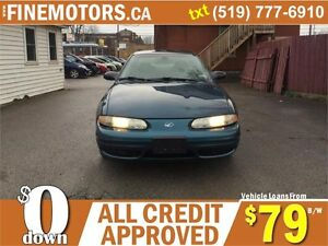 2003 OLDSMOBILE ALERO GX * LOW KM * LOW PRICE * READY FOR WINTER London Ontario image 3