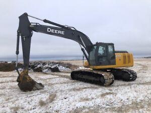 2008 John Deere Excavator LC