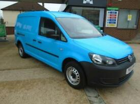 Volkswagen Caddy 1.6 Tdi 102Ps Startline Van Euro 5 DIESEL MANUAL BLUE (2015)