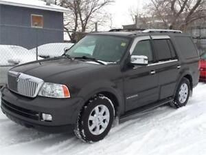 SOLD  2006 Lincoln Navigator Ultimate $8995FIRM