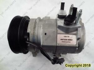 Ac Compressor Dodge Dakota 2004-2007