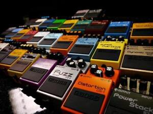 GUITAR EFFECT PEDALS - INCREDIBLE SELECTION, AMAZING PRICES - BOSS - ZOOM - BEHRINGER - DUNLOP - TC ELECTRONICS AND MORE