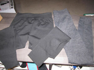 Leggings, Lady Hathaway,fleece lined XS, Sm.,Med, & Lg Brand New