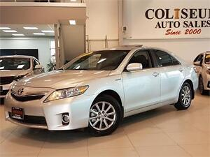 2011 Toyota Camry Hybrid NAVIGATION-REAR CAM-LEATHER-SUNROOF