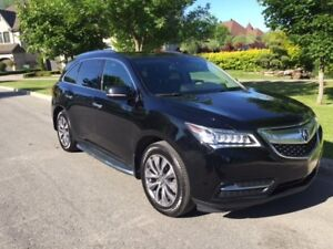 2014 Acura MDX Tech Package- $28,995