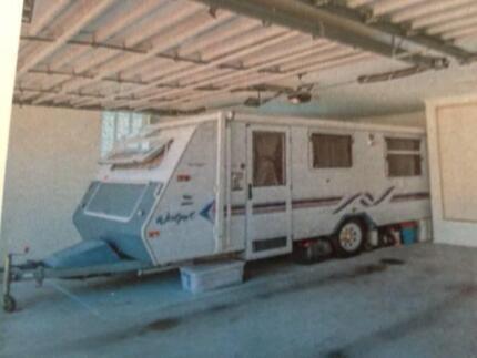 Caravan - Jayco  16 foot poptop Eleebana Lake Macquarie Area Preview