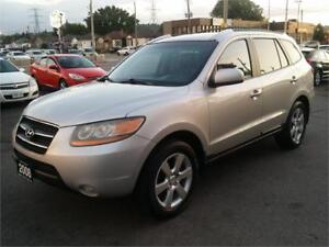2008 Hyundai Santa Fe Limited AWD 7 Passenger, Great Condition!