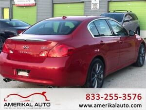 *SAFETIED* 2009 INFINITI G37xS AWD SPORT *CLEAN TITLE* *LOCAL*