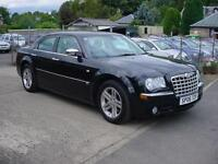 Chrysler 300C 3.0CRD V6 auto (2006) 47,000 mls.
