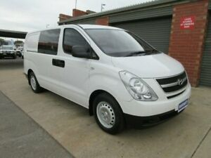 2013 Hyundai iLOAD TQ MY14 White 6 Speed Manual Van Gilles Plains Port Adelaide Area Preview