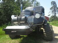 1941 Chevrolet 454-800hp-TRADE for truck, sidebyside or trailer