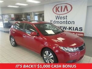 2013 Kia Forte 5-Door,  1 Year Free Powertrain Warranty!!