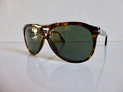 Originale Sonnenbrille Persol 3008-S 24/31 Pilotenstil, Damen & Herren unisex
