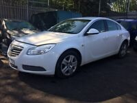 VAUXHALL INSIGNIA EXCLUSIVE CDTI 2011 BREAKING FOR SPARES