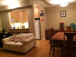 2 bedroom appartment in St. James for Subletting for Sept