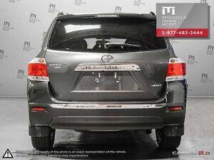 2013 Toyota Highlander Sport Package Four-wheel Drive (4WD) Edmonton Edmonton Area image 5