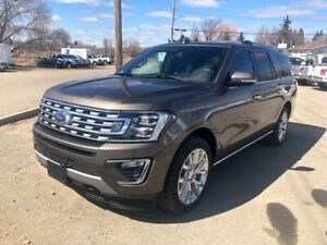 2018 Ford Expedition Limited Max Loaded On sale