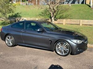 2014 BMW 435i F32 MY14 Grey 8 Speed Automatic Coupe West Gosford Gosford Area Preview