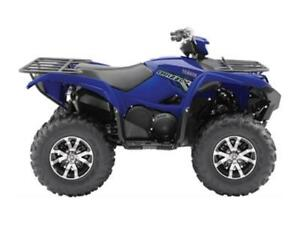 2018 Yamaha Grizzly EPS (Alloy)
